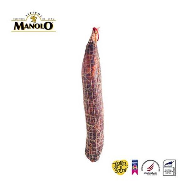 Lomo embuchado de cerdo calidad EXTRA