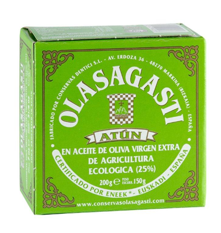 Lomos de atun claro en aceite de oliva