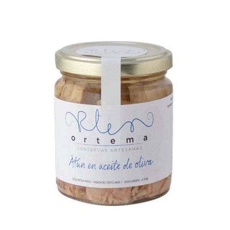 Lomos de Atún en aceite de oliva, 1 ud
