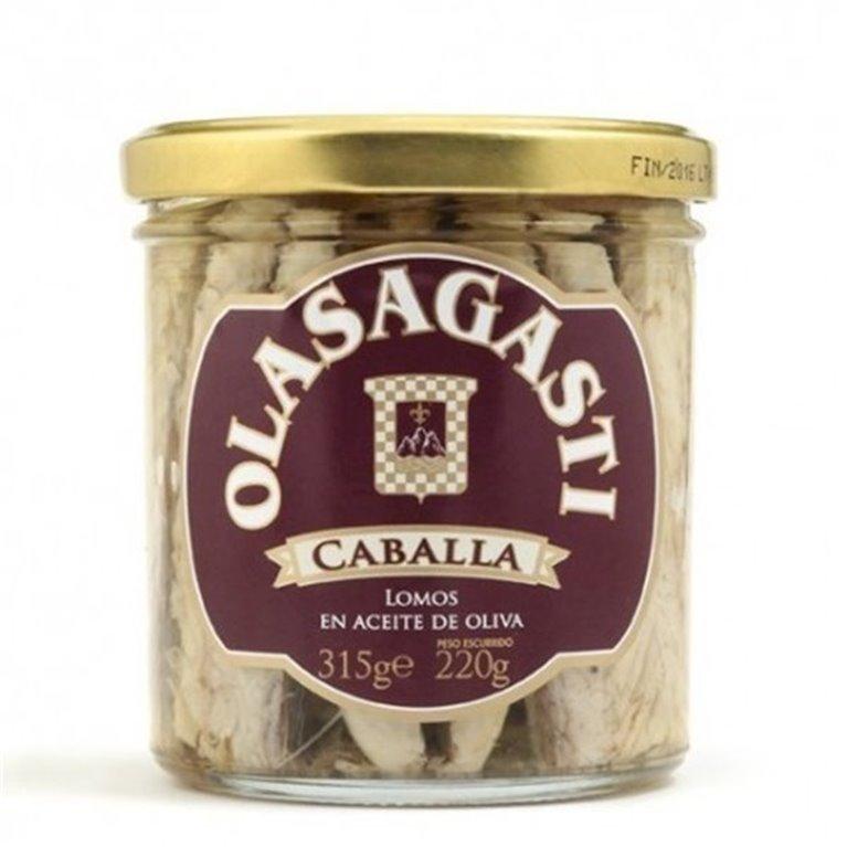 Lomos De Caballa Con Aceite De Oliva, 1 ud