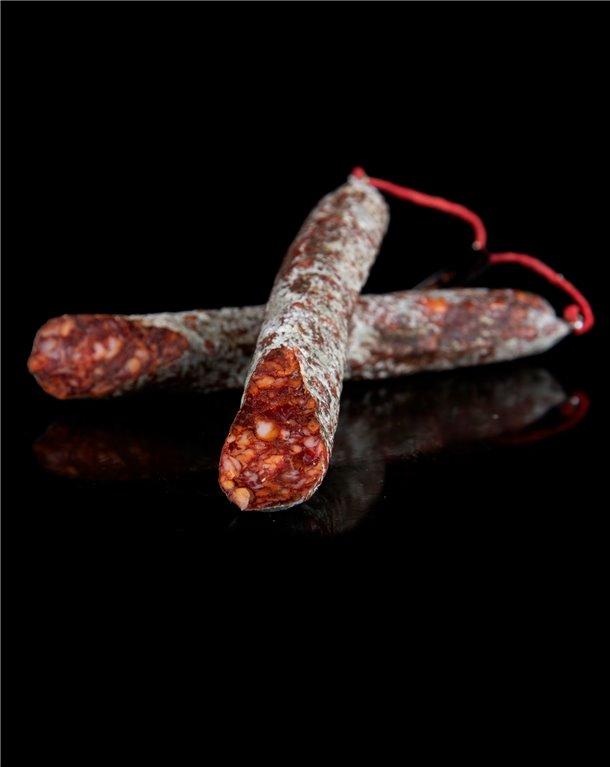 Longaniza Bellota Iberian Acorn-fed Sausage 100% Iberian