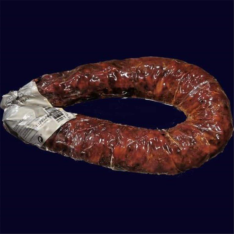 Longaniza Ibérica Chorizo de Bellota [VERY SPICY] (NATURAL)- [SEASONAL] 0,45 kg/unit 450g approx