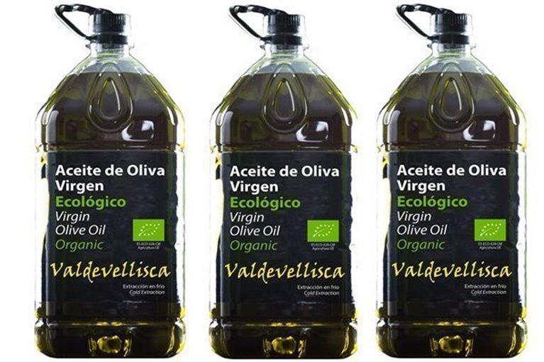LOTE 3x5 litros de GARRAFAS VIRGEN 5 LITROS (ECOLÓGICO)
