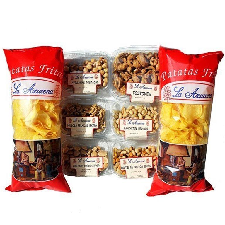 Lote de productos Artesanos La Azucena