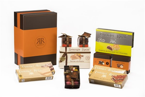 Lote Gourmet Luxury Box 2