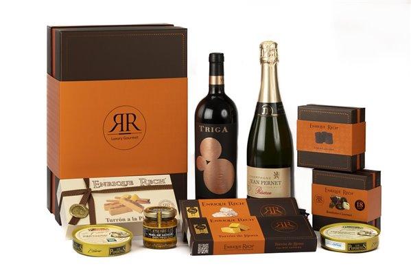 Lote Gourmet Luxury Box 3