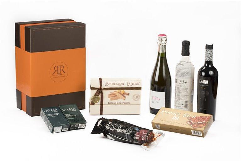 Gourmet Luxury Box 4