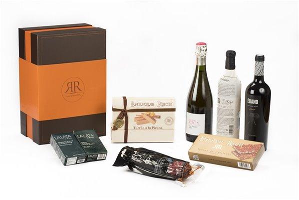 Lote Gourmet Luxury Box 4