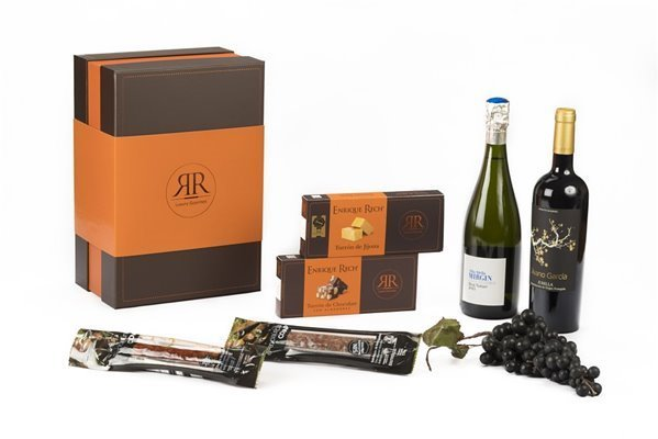 Lote Gourmet Luxury Box 5