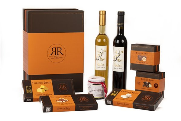 Lote Gourmet Luxury Box dulce