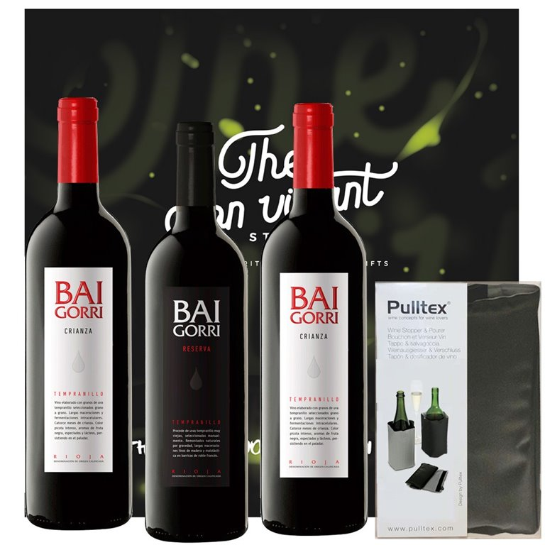 Great Cellar's Pack - Baigorri