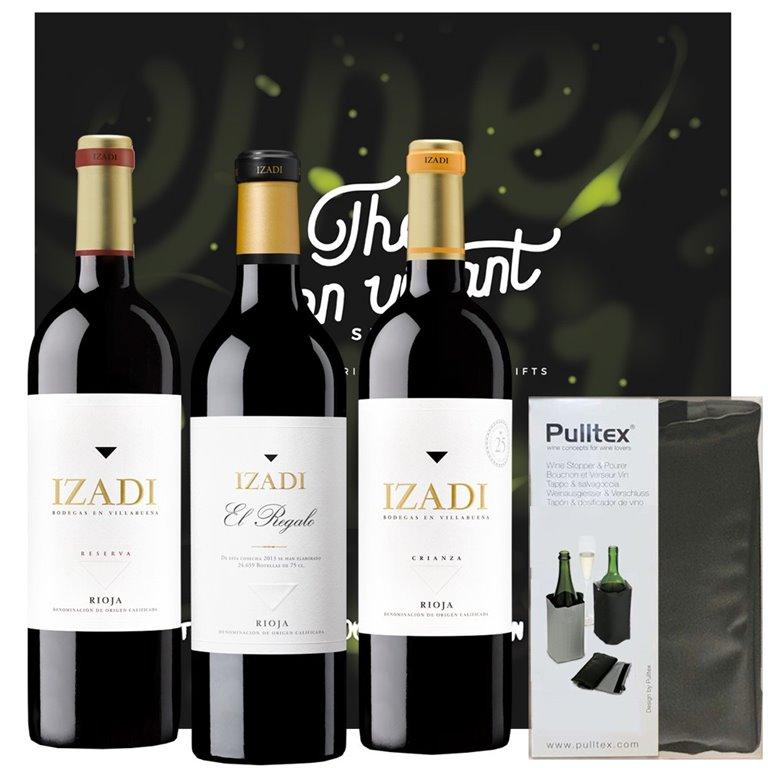 Great Cellar's Pack - Izadi