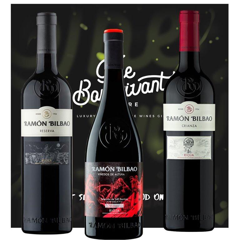 Great Cellar's Pack - Ramón Bilbao