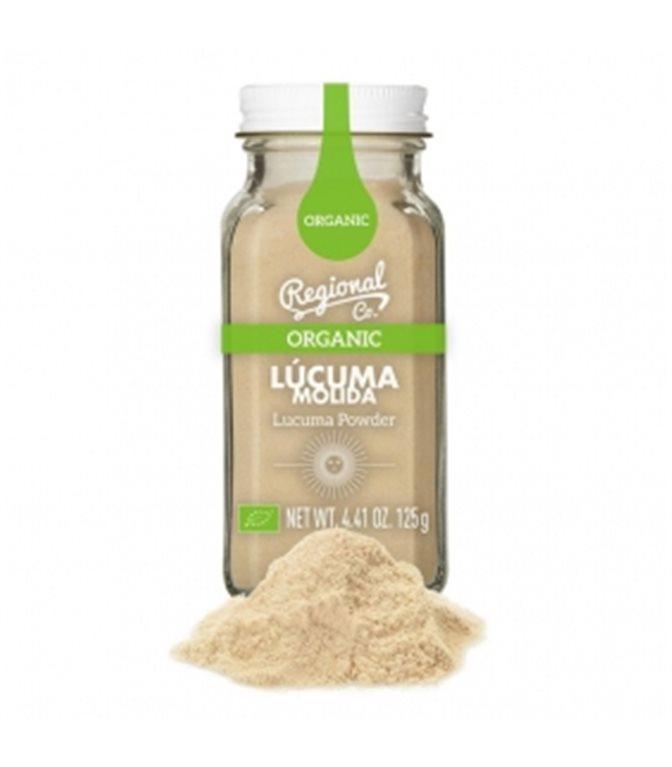 Organic Ground Lucuma 125gr. Regional Co. 6un.
