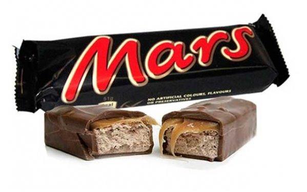 Maars - Barrita de chocolate