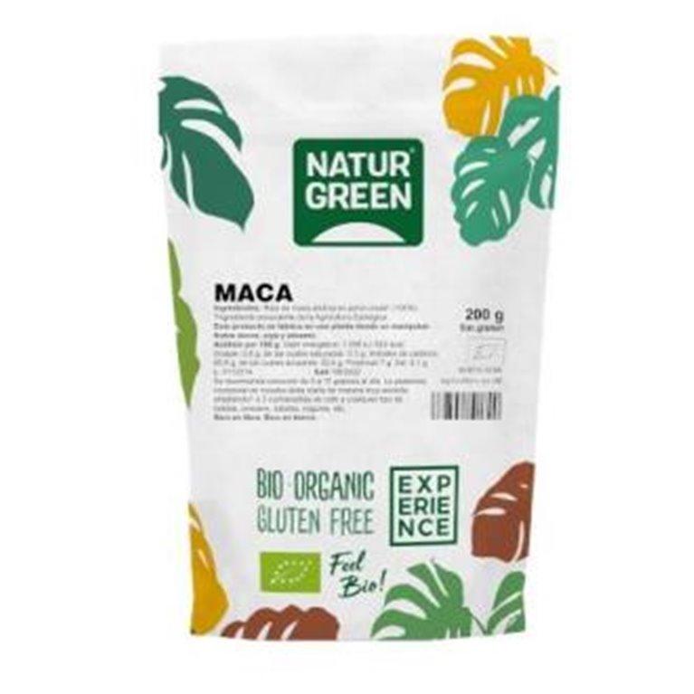Maca en Polvo Bio 200g