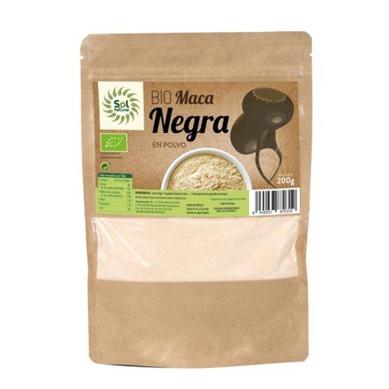 Maca Negra en Polvo Bio 200g, 1 ud