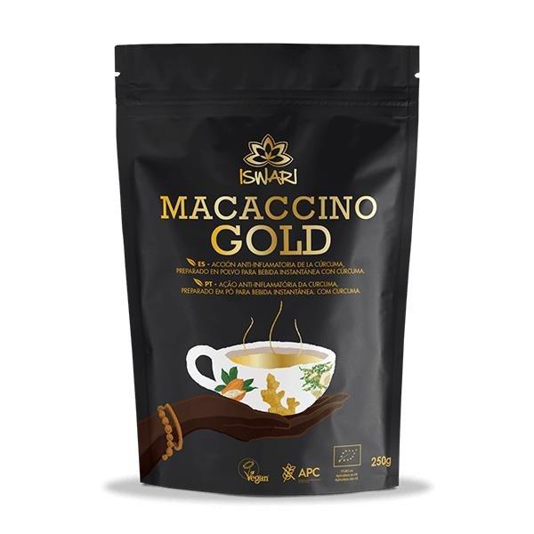 Macaccino Gold Bio 250g