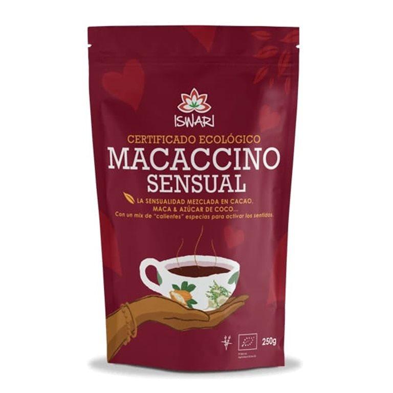 Macaccino Sensual Bio 250g