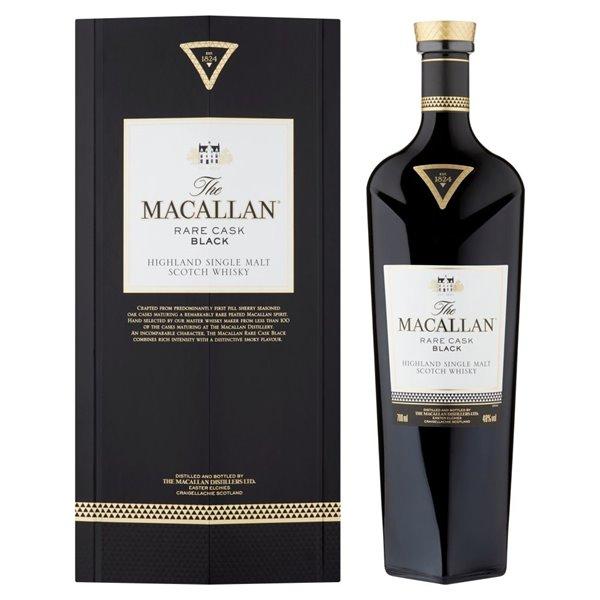 MACALLAN RARE CASK BLACK 0,70 L. 48º