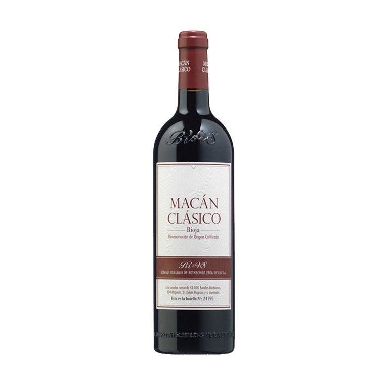 Macán Clásico 2016 D.O.C. Rioja 75cl