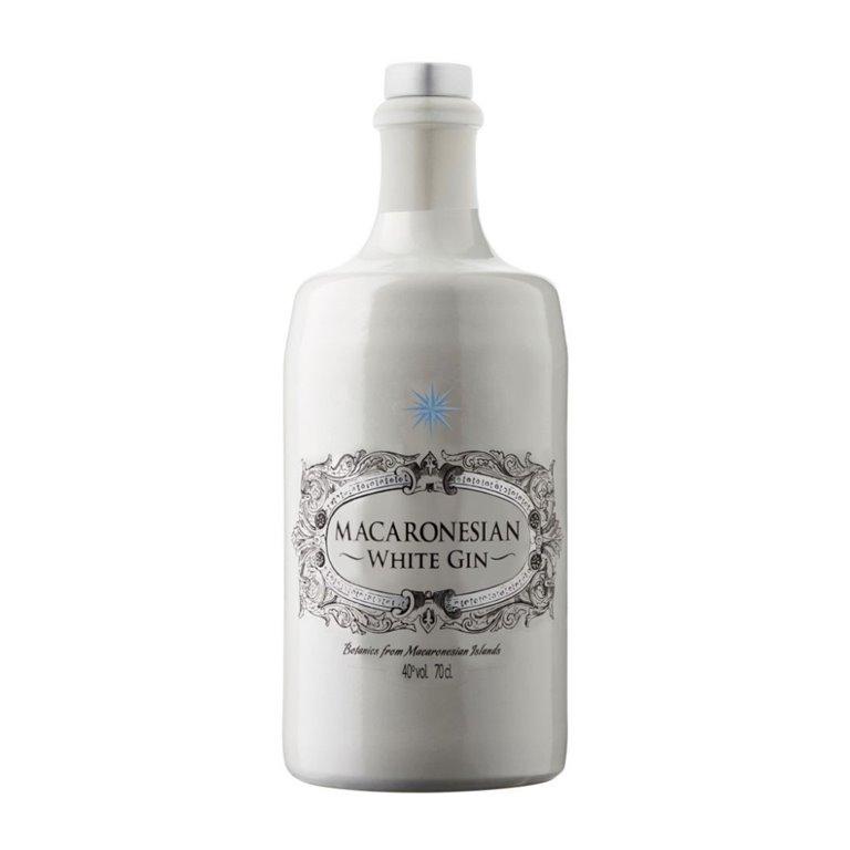 Macaronesian Gin. Ginebra de Islas Canarias.