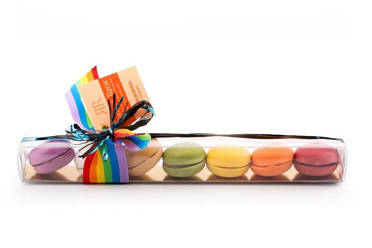 Macaronias Pride 7 unidades, 1 ud