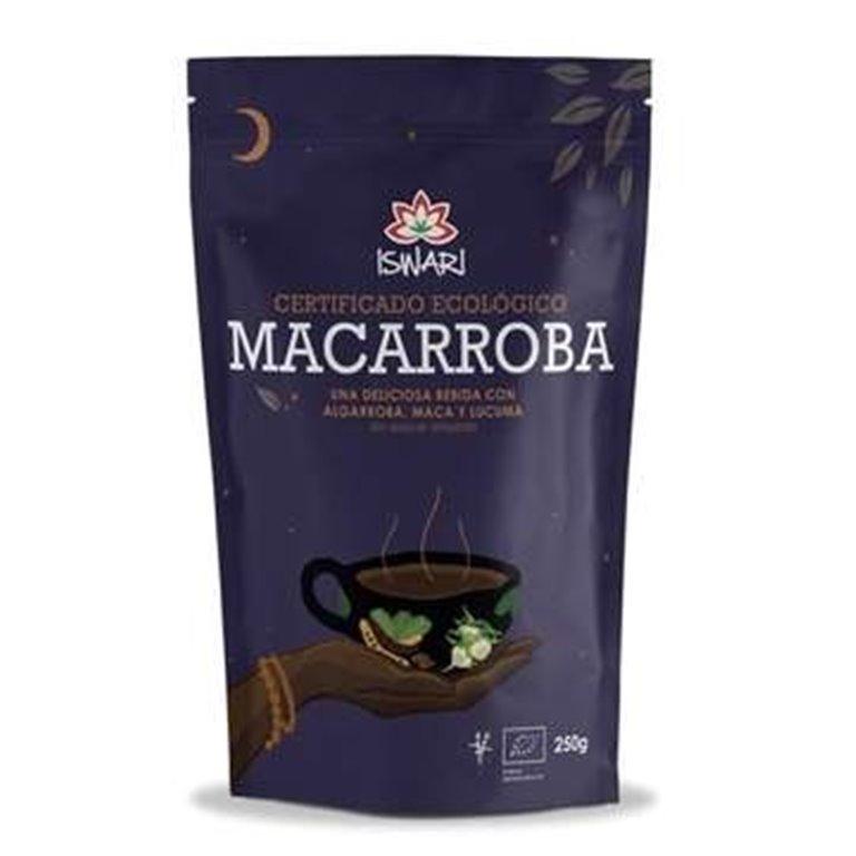 Macarroba Bio 250g