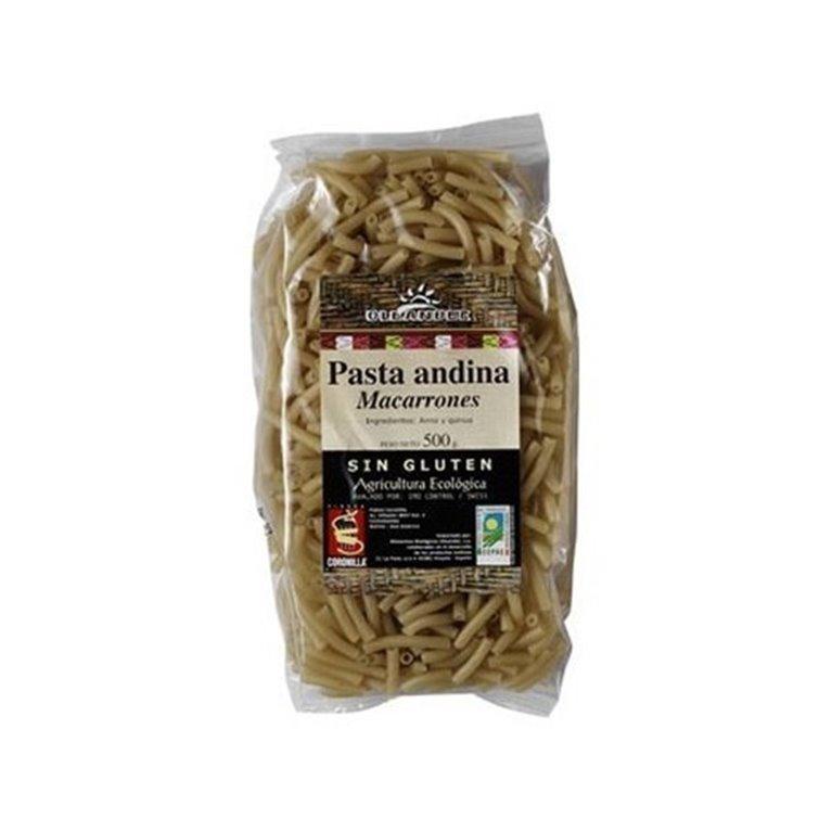 Macarrones De Arroz/Quinoa Sin Gluten