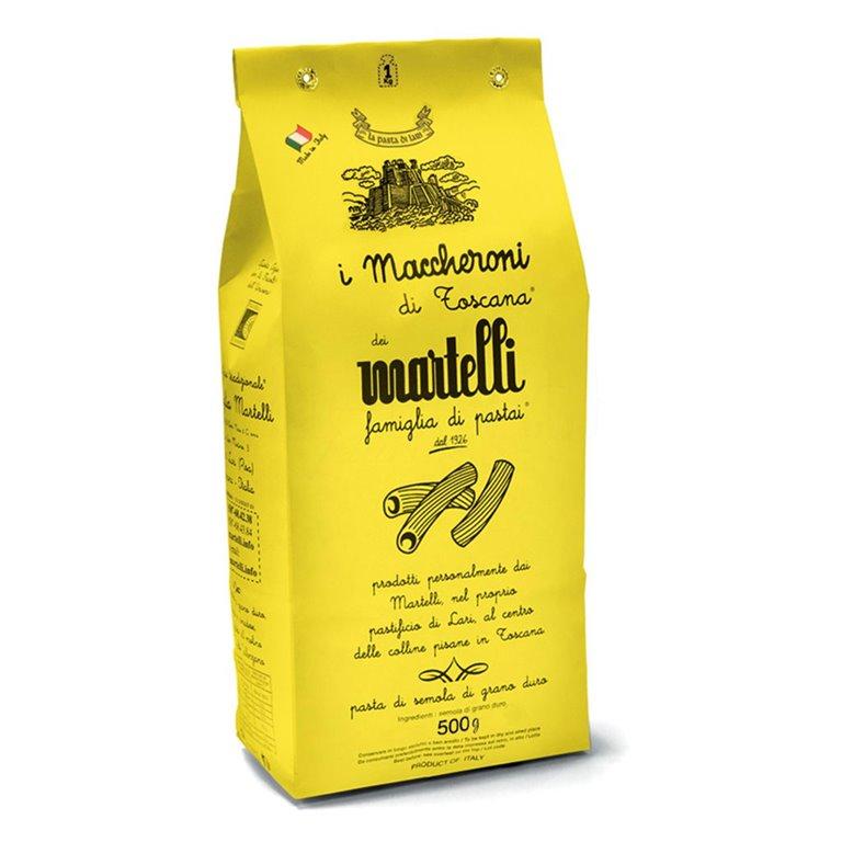 Macarrones de la Toscana 500gr. Martelli. 20un., 1 ud