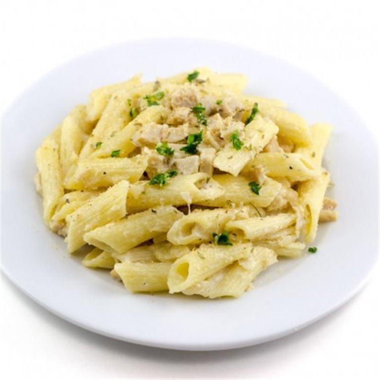 Macarrones Sin Gluten a la Carbonara, 1 ud