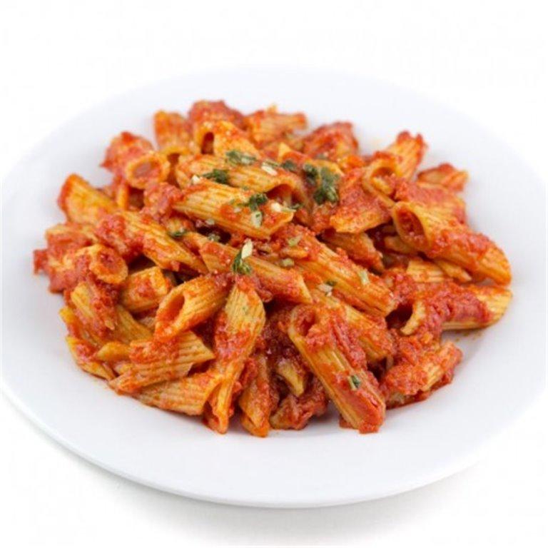 Macarrones Sin Gluten con Tomate