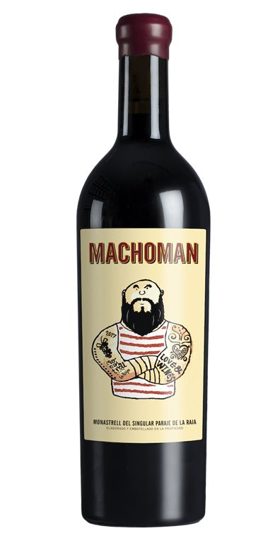 Machoman 75 cl.