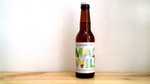 Mad Brewing / La Quince Mad & Wild Serie 01: Kaffir Wit