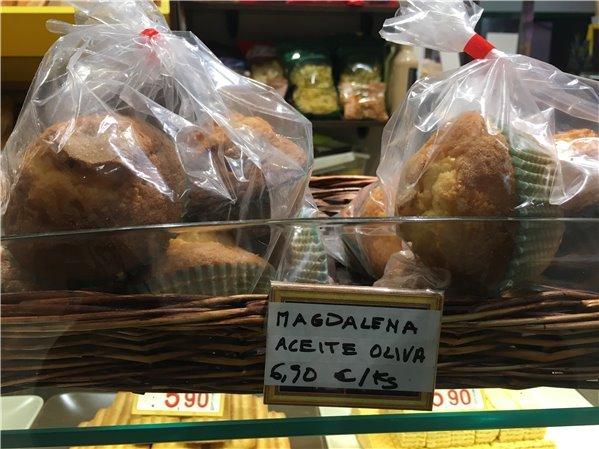 Magdalena aceite de oliva