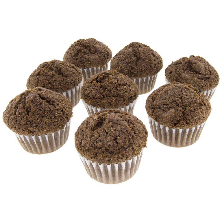 Magdalenas de Chocolate Ecológicas 250g, 1 ud
