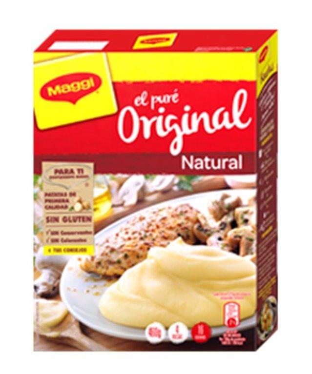 Maggi puré de patatas natural