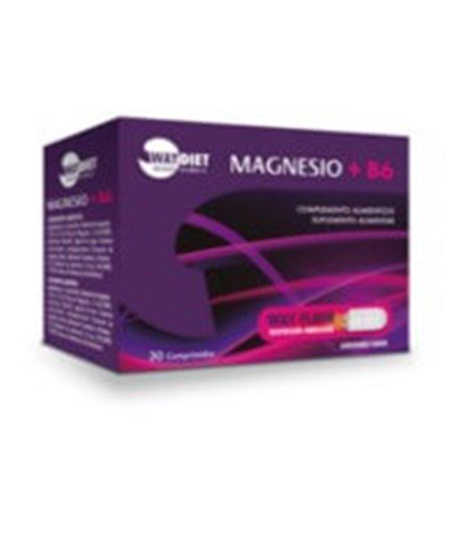 Magnesio + Vitamina B6, 300 gr