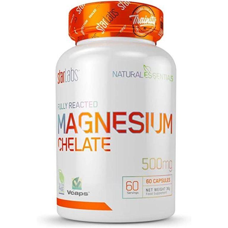 Magnesium Chelate 60 Caps