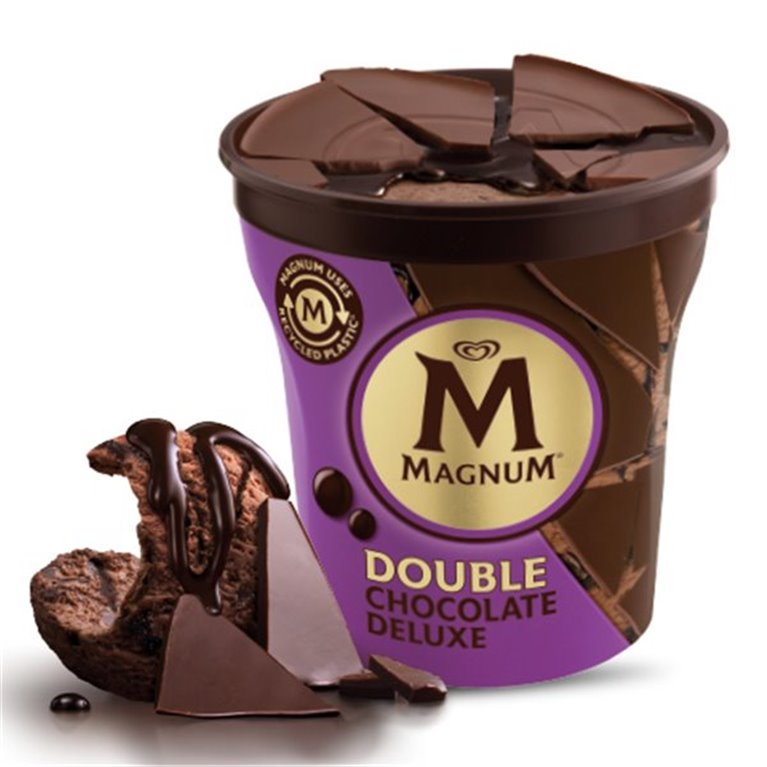 Magnum Double Chocolate Deluxe