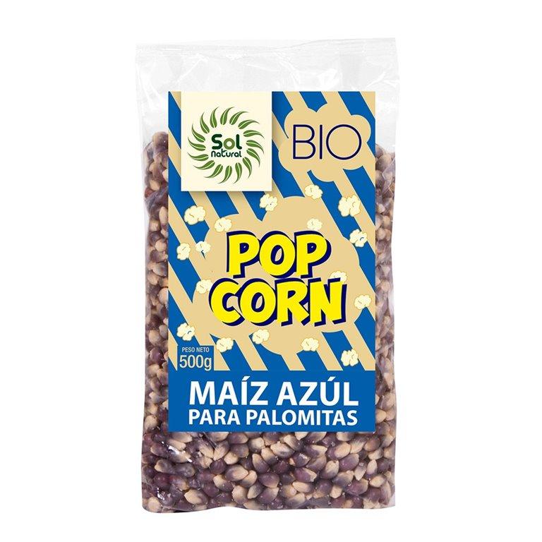 Maíz Azul para Palomitas Bio 500g