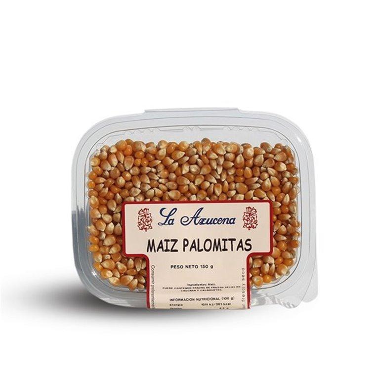 Maiz CRUDO La Azucena. Envase 150g