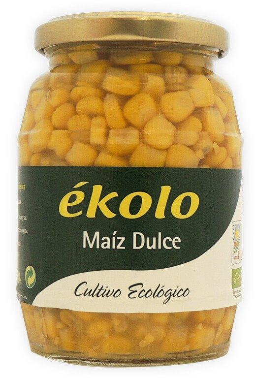 Maiz Ecológico Dulce, 250 gr
