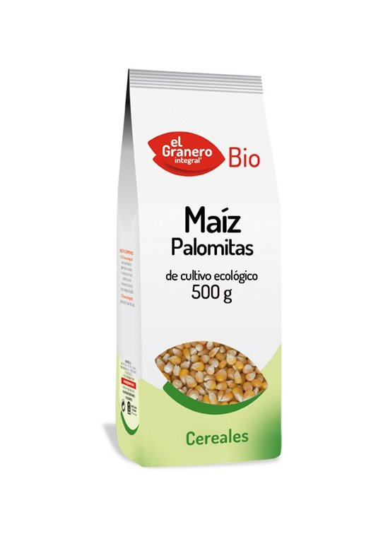 Maíz para Palomitas Bio 500g