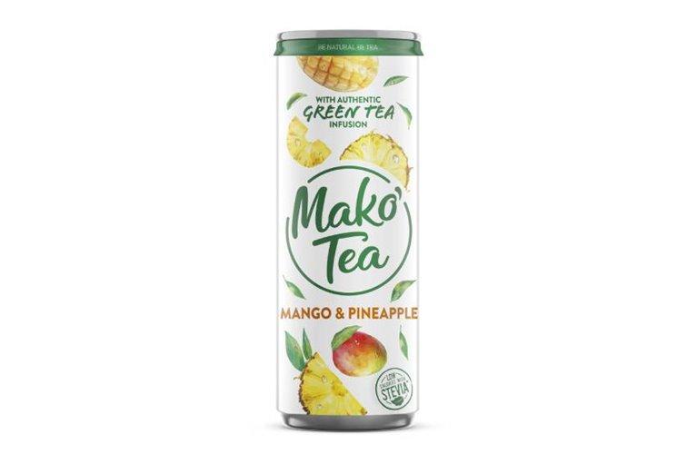 Mako Tea Green con Piña y Mango