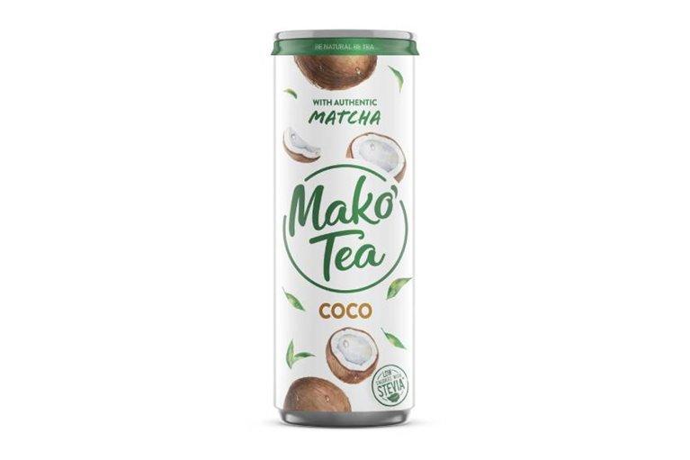 Mako Tea Matcha con Coco