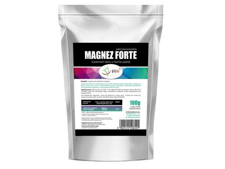 Malato de magnesio 100g
