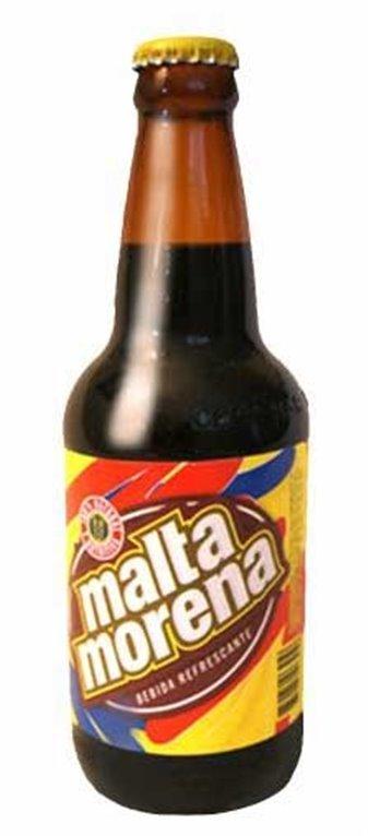 MALTA MORENA 350ML