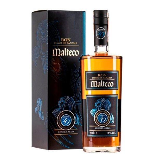 MALTECO 10 YO 0,70 L. 40,5º