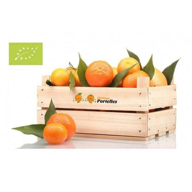 Mandarina Ecológica Oronules - caja  8kg